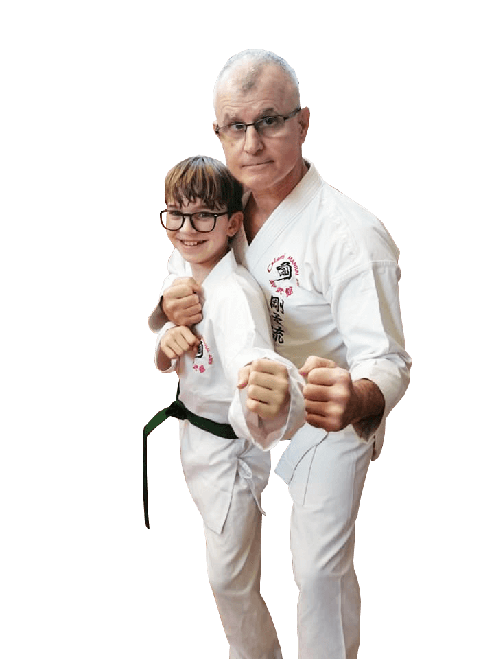 Okami Martial Arts Owner
