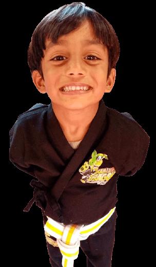 Kids Karate Fitness Martial Arts