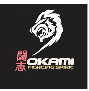 Okami Martial Arts Logo