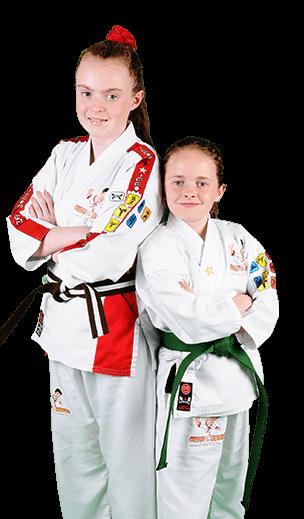 Kids Karate Kickboxing Fitness Martial Arts Judo